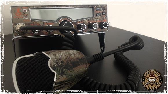 Cobra 29 LX Camo C.B. Radio