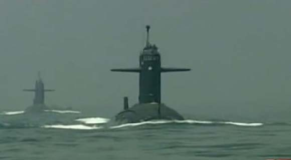 Chinese Nuclear Submarines