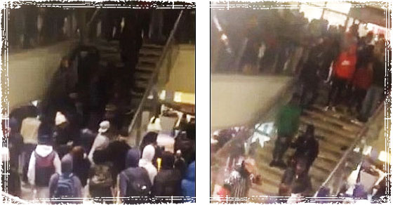 600 Teens Violently Mob Movie Theater in Florida & 400 Take Part in Knockout Game in New York