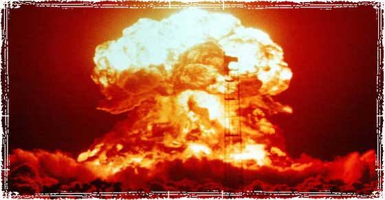 Iran 2 3 Weeks From Developing A Nuclear Bomb