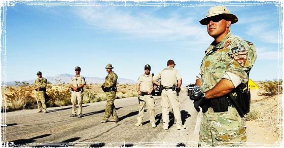 Militia Push Feds out of Nevada: Sheriff of Clark County Announces Feds Leaving Bundy's Land