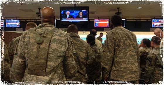 Fort Hood soldiers
