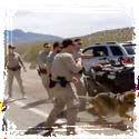 Militia on their way to Bundy Ranch in Nevada: Showdown between Feds and State Rights Supporters