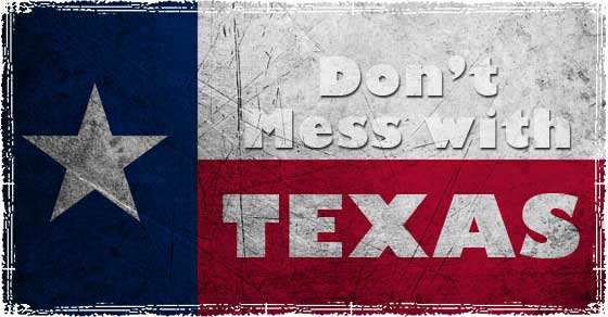 BLM Land Grab: Texas in Next! Texas Tells Feds They're Ready to Fight