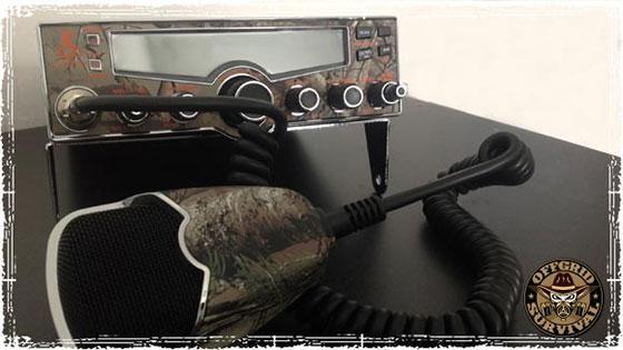 C.B. Radio