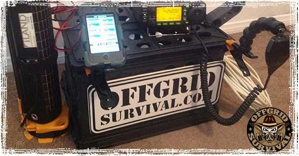 Offgrid Survival's Ham Radio Setup