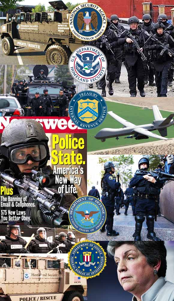 America's Police State