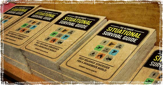 OffGridSurvival's New Book, The Ultimate Situational Survival Guide is Available for Pre-Order