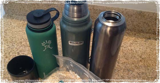 Emergency Cooking Methods: Cooking with a Thermos