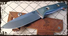 Benchmade 162 Bushcrafter Knife Review