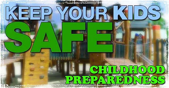 Keeping Kids Safe Graphic