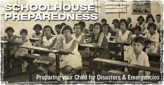 Preparedness for disasters in school in india