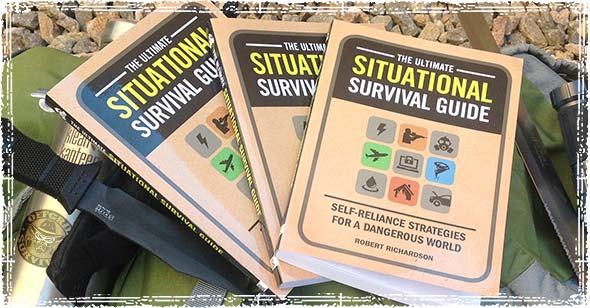 The Ultimate Situational Survival Guide Books