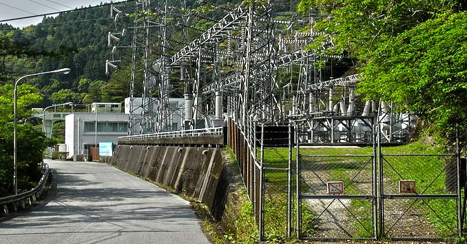 Electric Power Grid Station