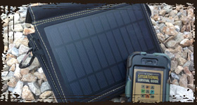 Off Grid Emergency Power: SunJack Portable Solar Charger Review