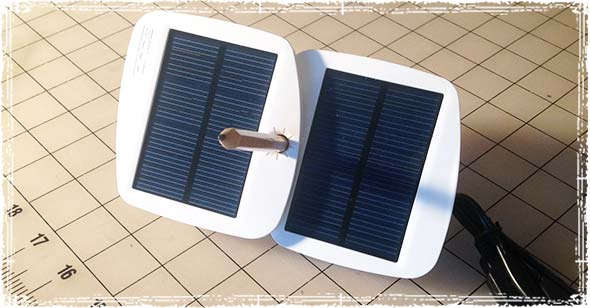 The Solio Bolt Solar Charger