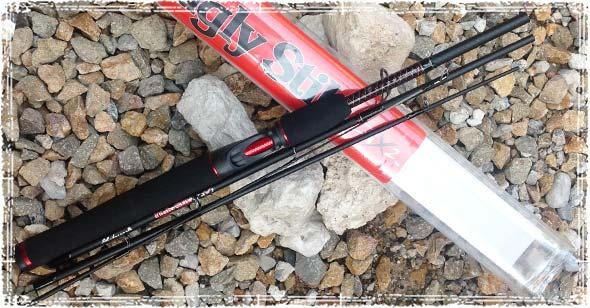 Ugly Stik GX2 Spinning Pack Rod