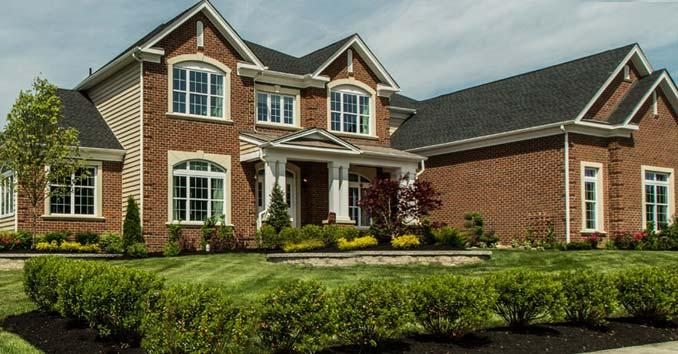 An upscale Suburban Home
