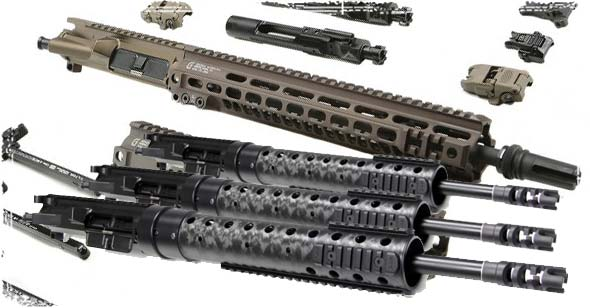 AR15 Uppers