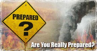 Are you really prepared disaster images