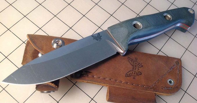 Benchmade Bushcrafter