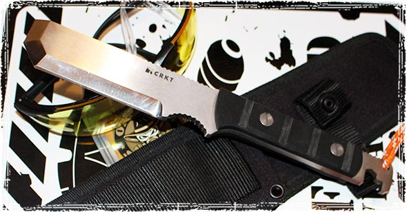 The The CRKT M.A.K.-1