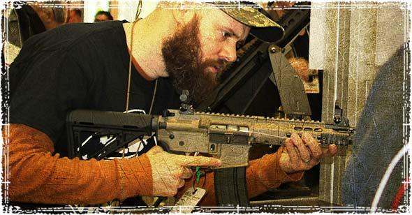 Correctly inspecting a firearm