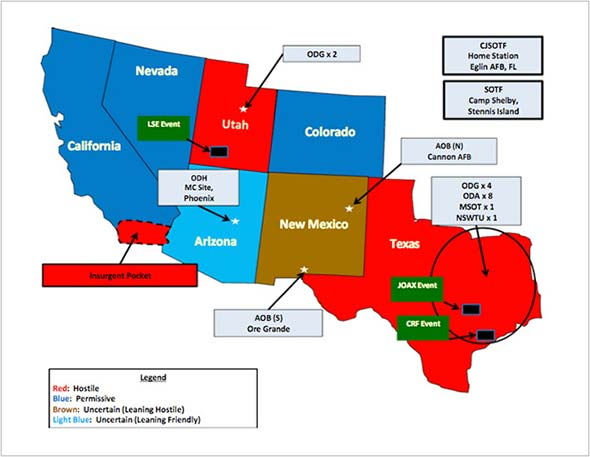 Operation JADE Helm Map