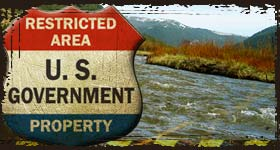 Obama Admin Takes power over Private Land: Claims all Nation's Waterways; Creeks, Wetlands, Ditches, and Ponds