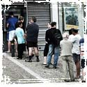 Is Greece Precursor to Global Crash? Banks Shutdown, People Hoarding Food & Gas, Social Unrest Fears