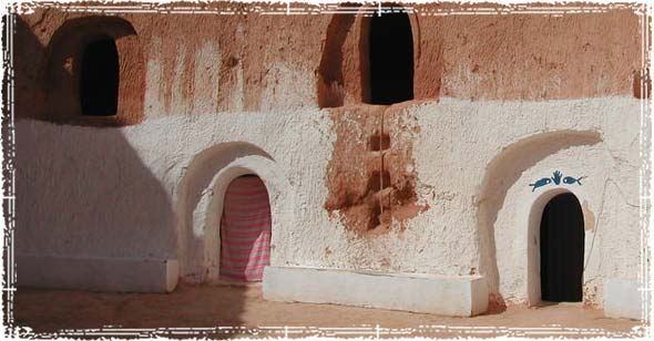 Cave Dweller Homes