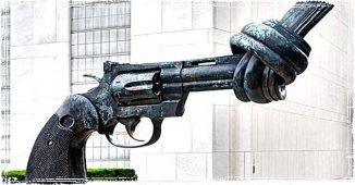 UN Gun Control Gun