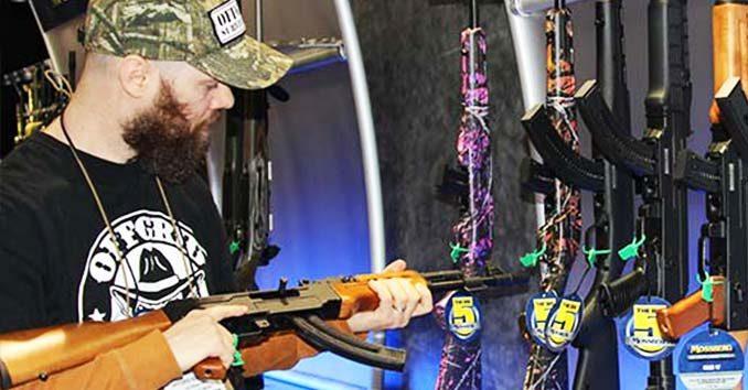 Looking at Rifles