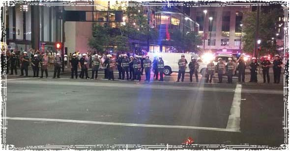 Cincinnati Riots