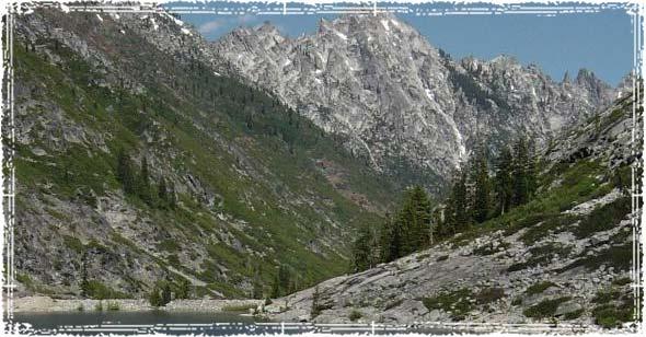 Rural Mountain Land