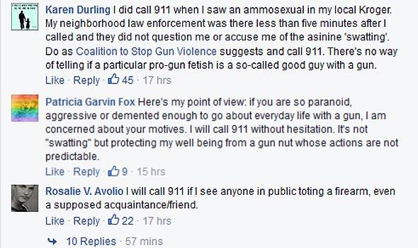 Gun Control Groups Social Posts