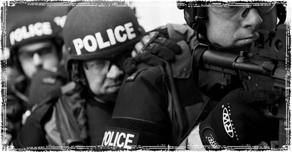 Police SWAT Teams