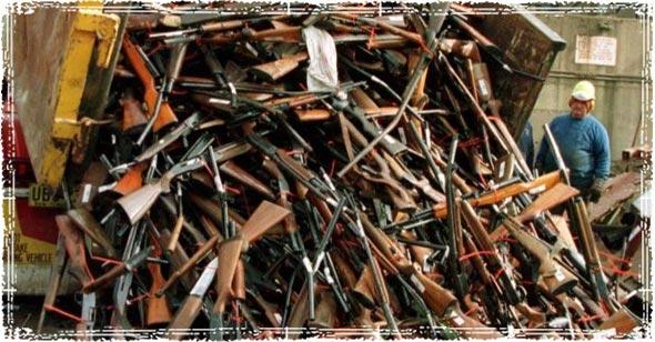 Obama Hints at Gun Ban & Confiscation: Praises Gun ...