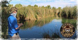 Robert Richardson gfrom Offgrid Survival Fishing