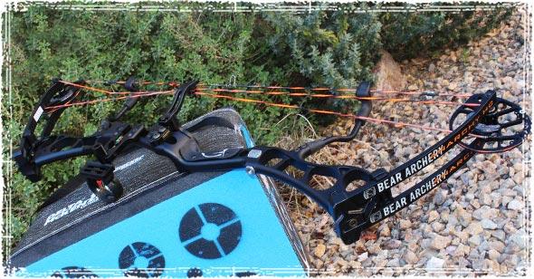 Bear Archery Anarchy HC Compound Bow
