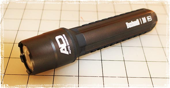 Bushnell T500R Flashlight