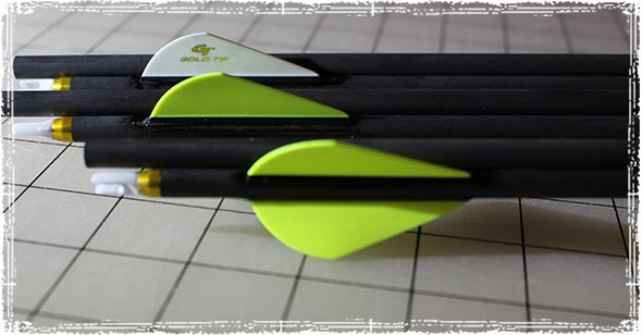 Gold Tip Kinetic Kaos Arrows