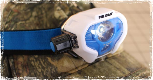 Pelican Headlight