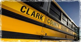 Clark County School Bus