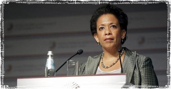 Loretta Lynch Warning Americans not to talk badly about Muslims