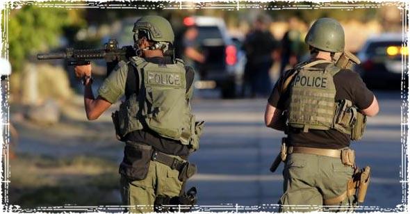 San Bernardino, CA Terror Attack