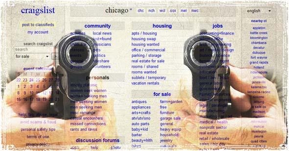 Craigslist Webssite