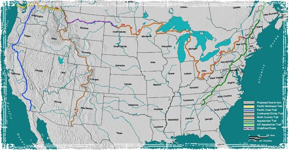 map of continental united states with Majorlonghiketrailsus on GC5CKAC wallisch Wetlands as well Iximche as well Sls Hotel At Beverly Hills also Patterson Ca Map likewise Wynn Las Vegas Resort.