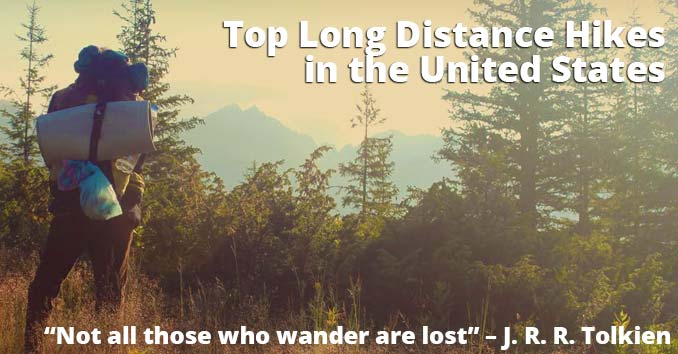 Top U.S. Long-Distance Hiking Trails