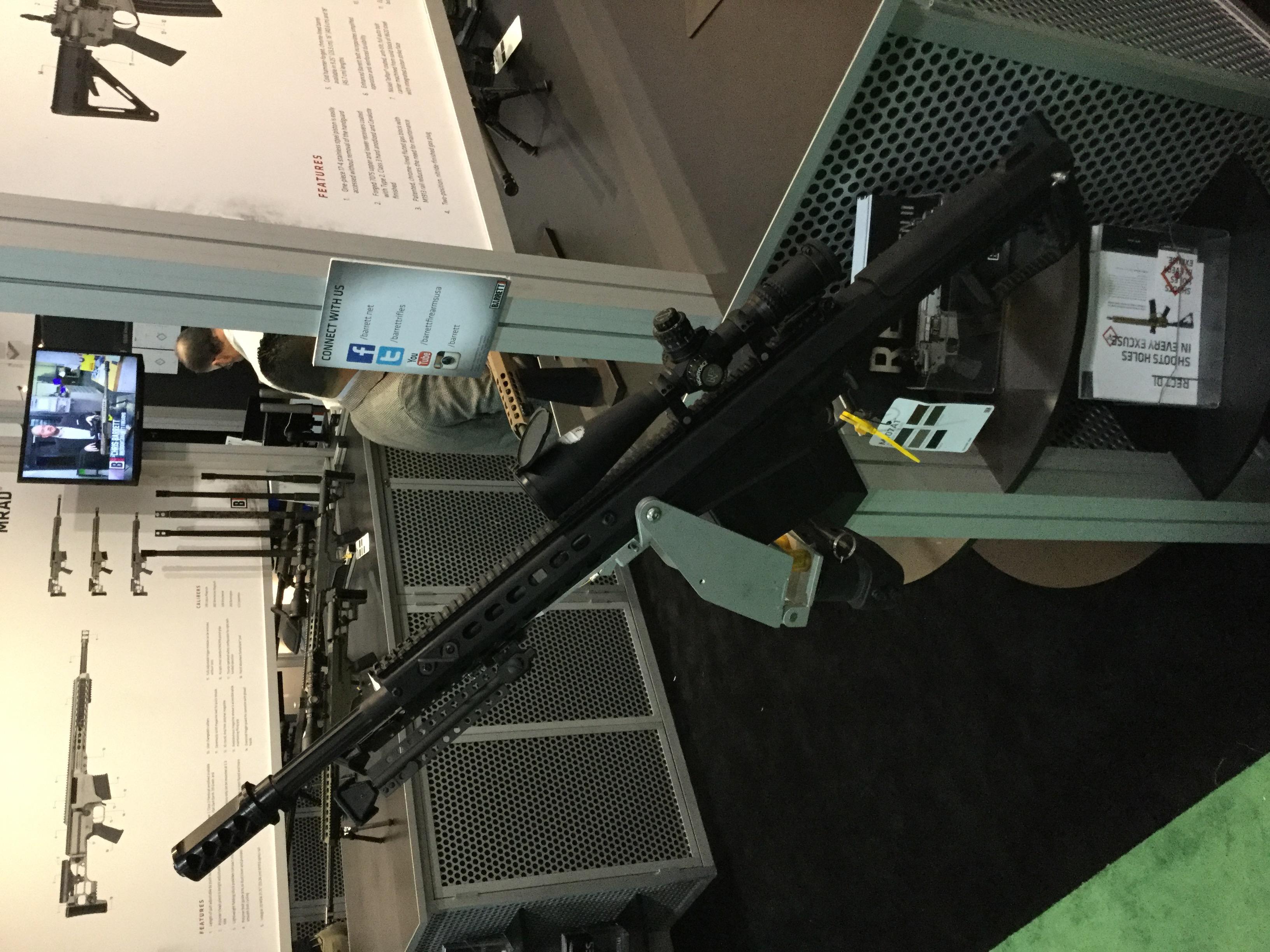Barrett m107A